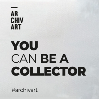 YOU CAN BE A COLLECTOR